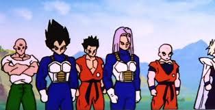 dragon ball characters change episode episode