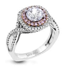 Wedding Rings Rose Gold by Engagement Rings Rose Gold And Mixed Metal Trends