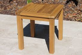 Teak Side Table Sale Teak Side Table 18in Oceanic Teak Furniture