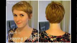 short hairstyles showing front and back views very short haircuts for women back view youtube
