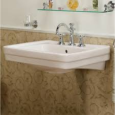The Powder Room Mississauga Sussex Wall Mount Bathroom Sink Wall Mount Sinks Bathroom