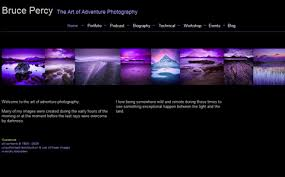 photographers websites 35 beautiful photography websites smashing magazine