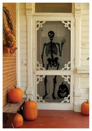 skeleton bones halloween backdrop decoration halloween