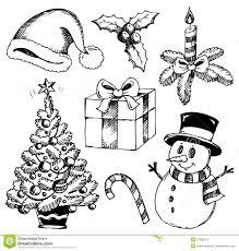 christmas drawings simple tags christmass drawings monsters