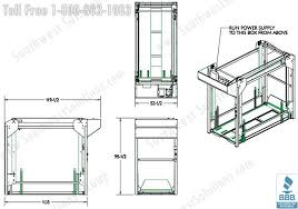 Tacoma Bed Width Overhead Bed Racks Seattle Stacking Stretchers And Gurneys