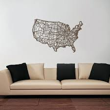 wall maps map wooden wall sale zoom a metal wall map