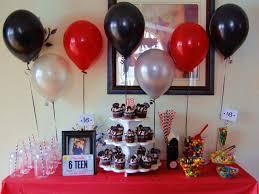 sweet 16 birthday party ideas 16th birthday party ideas boy room ideas