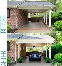 Attached Carport Ideas Best 25 Building A Carport Ideas On Pinterest Carport Covers