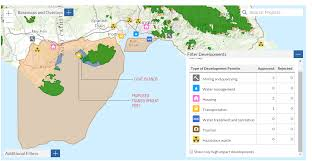 Map Of Jamaica Blank by New Tool Reveals How Jamaica U0027s Development Projects Impact People
