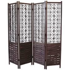 teak wood room divider for sale at 1stdibs