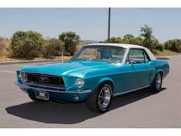 1967 to 1969 ford mustang for sale on classiccars com for between