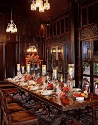 decadent dining rooms come take a seat au revoir the