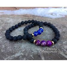 bracelet bead sets images 2 pc set forever yours bracelets galaxy accessories jpg