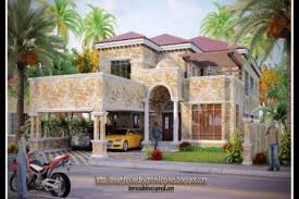 villa house plans 17 mediterranean villa house plans home plan homepw76163 3433
