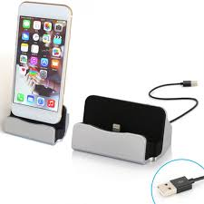 Iphone 5 Desk Stand by Charging Sync Station Dock Desk Holder Stand For Iphone U0026 Samsung