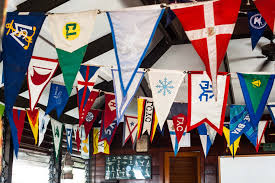 Bvi Flag A Sailor U0027s Paradise In The British Virgin Islands East End Saba