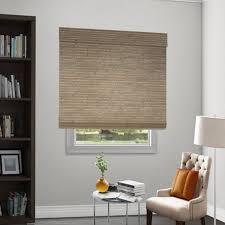 Bamboo Curtains For Windows Custom U0026 Handcrafted Natural Woven Shades Only Smith U0026 Noble