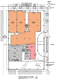 Park West Floor Plan by New Design Specs For Hampton Inn In Park West Chicago Architecture