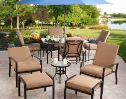 furniture brown square modern wooden cheap patio sets for sale