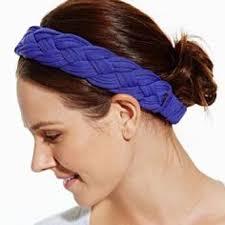 braided headbands calia by carrie underwood purple braided headband by calia