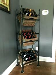how to build a wine rack in a cabinet wall wine rack design wooden wood making course making a wine rack