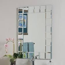 Decor Wonderland Mirrors Amazing Bathroom Mirrors At Lowes Shop Decor Wonderland Montreal
