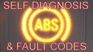 All Dashboard Lights Come On While Driving How To Fix The Abs Abs Warning Light On Self Diagnosis Test
