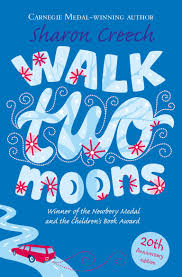 walk two moons amazon co uk sharon creech 9780330397834 books