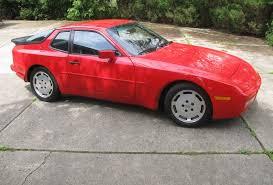 1987 porsche 944 turbo for sale 48k mile 1987 porsche 944 turbo for sale on bat auctions sold