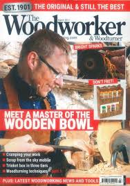 Best Woodworking Magazine Uk by The Woodworker Magazine Subscription
