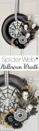 how to make a spider web for halloween diy spider web halloween wreath a pumpkin and a princess
