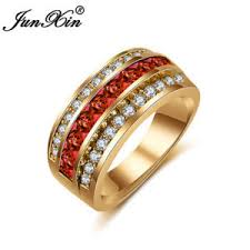 ring for size 10 ruby yellow gold wedding ring for women ebay