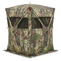 Ground Blinds For Deer Hunting Ground Blinds Pop Up Blinds Sportsman U0027s Guide