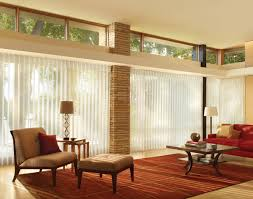 mid century window treatments