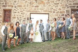 Stone Barn Ranch Wedding Stone Barn And Grey Wedding Party My Wedding Pinterest Stone