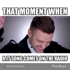 Justin Timberlake Meme - weekend earworm michael jackson justin timberlake love never