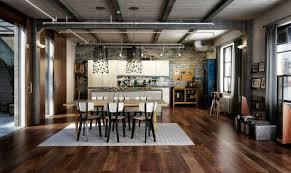 cuisine style loft industriel cuisine esprit industriel