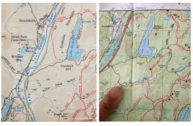 New York Appalachian Trail Map by New York Walk Book Researching Nyc Past And Present