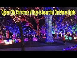 christmas light installation utah christmas village 2017 ogden utah full ride train awesome christmas