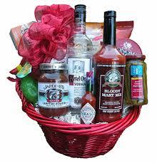 vodka gift baskets the gift basket