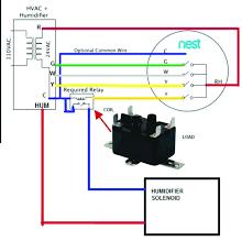 nest gen 2 heat pump wiring diagram rc or rh bakdesigns co in