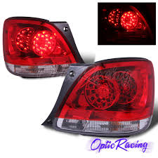 lexus gs430 buying guide 1998 2005 lexus gs300 gs400 gs430 red clear rear led tail lights