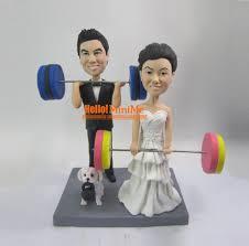 cake toppers bobblehead cake topper wedding cake topper bobble custom cake topper