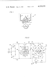 patent us4329630 single transistor power control circuit for a
