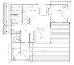 home design joseph sandy small house floor plan 350 sq ft in 85