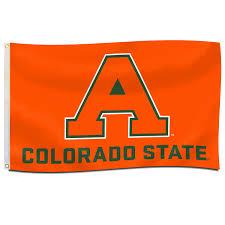 State Flag Of Colorado Csu Bookstore