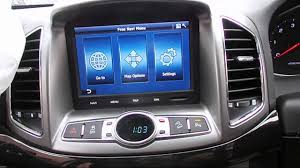 chevrolet captiva navigation system u2013 automobili image idea