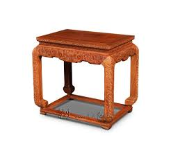 pakistan imported carving table antique pure handmade