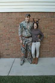 Halloween Hunter Costume Deer Hunter Couple Halloween Costumes Couple Halloween