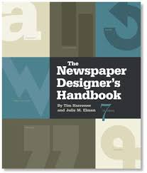 the newspaper designer s handbook